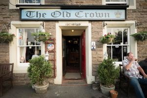 The Old Crown, Hesket Newmarket, England © Forest McMullin