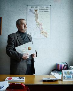 Nikolay Babilunga - Professor of Transnistrian History