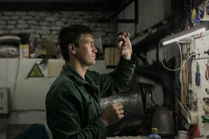Injector cheсking (Russia, Tolyatty, 2015)
