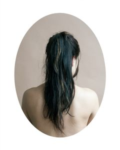 "Emma, from ""a modern hair study"" © Tara Bogart"