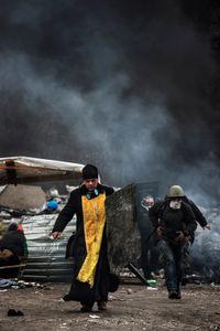 Behind Kiev's barricades_36