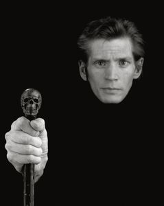 Self-Portrait, 1988 © Robert Mapplethorpe Foundation. Used by permission