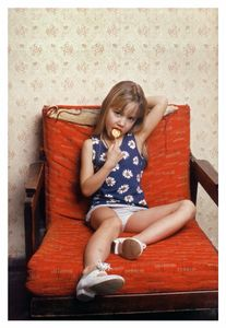 Sonya, from the series 'KIDS', 2000. Courtesy Regina Gallery.