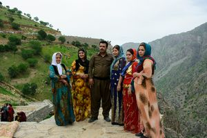 people of kurdistan