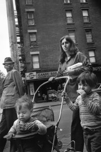 Lower East Side NYC, 1968