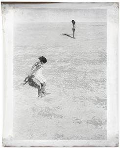 Cuba 2, 127 x 95 cm, Silver Print, 2005 © Jeff Cowen