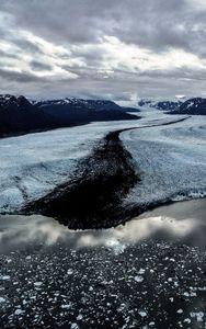 Knik Glacier Moraine