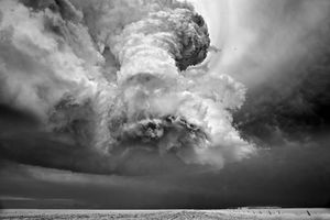 Arm of God, Galacia, Kansas, 2009, © Mitch Dobrowner