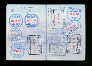 Europe - Customs stamp (2014)