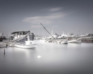 Salamis shipwrecks #5