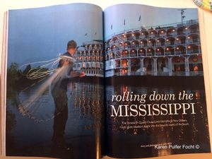 Travel Story on the Mississippi River