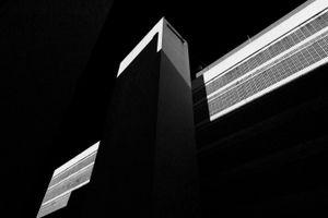 concretist cityscape #4