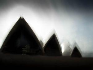 Sydney Opera House.                                      © Ross Duncan