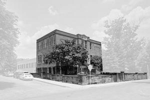 """""""Banneker School, Bloomington, Indiana"""""""