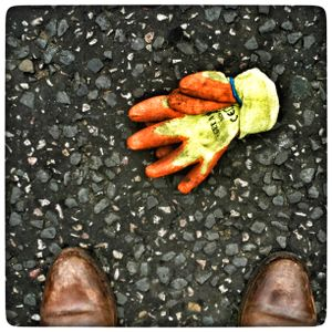 Glove...
