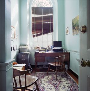 Office, Bulfinch Hall, Philips Academy, Andover