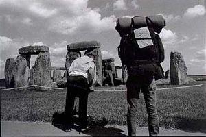 Stonehenge, 1985, © Sylvia Plachy