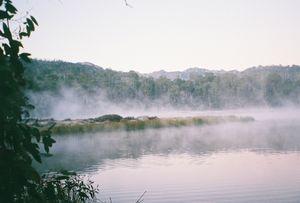 Mt Buffalo Lake