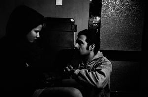Kabul Dream recording their first album