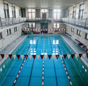 Pool, Worcester Academy