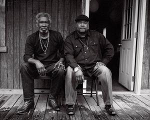 Levon Brooks and Kennedy Brewer.