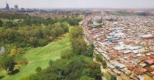 Royal Nairobi Golf Club / Kibera (Nairobi, Kenya)