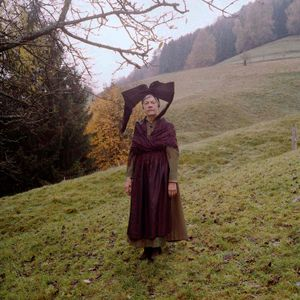 Hildegard Eckerle, Black Forest, 2017. From the series: The last women in their traditional peasant garbs