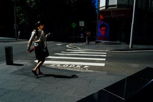 Pitt Street. Sydney. Australia.
