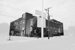 """Douglass-Singerly School, North Philadelphia, Pennsylvania"""