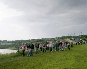 Sunderland vs. Liverpool, Sunderland, Tyne and Wear, 16 August 2008 © Simon Roberts