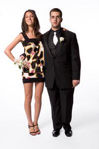 Prom Couple #8072   © Rick Ashley