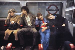 Sleeping © Bob Mazzer