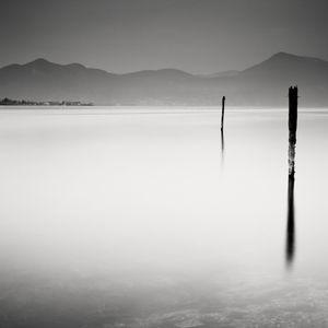 Distant Poles © Frang Dushaj