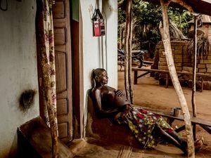 Houndjo Kpodo, farmer, singer, composer