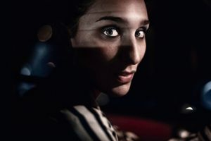 Francesca. My girlfriend in her car.<br>Honorable Mention People© Michele De Punzio/National Geographic Photo Contest