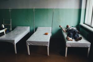 Leonid, 1933. Had a TB. Kherson TB hospital, July 2011.