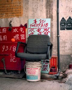 "From the book ""Hong Kong Trilogy"" © Michael Wolf"