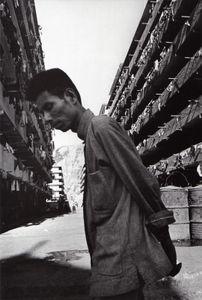 Refugee, Kowloon, 1958 © Shigeichi Nagano