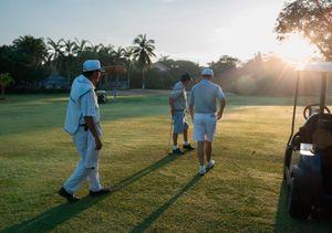 Golf course. Ixtapa.