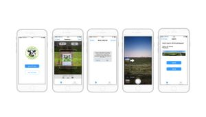 Camera app prototype & concept