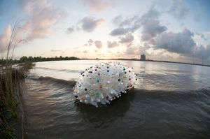 Plastic Bottle Debris © Jeremy Underwood