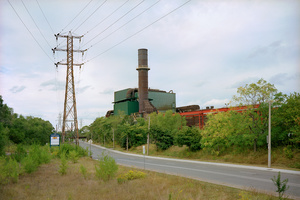 Factory #1, 2015