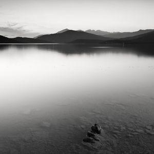 Lake Dusk © Frang Dushaj