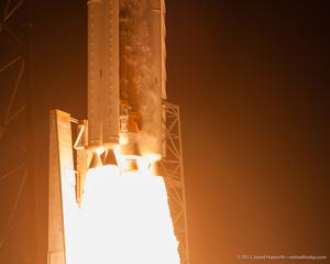 Atlas V 551 / MUOS-3