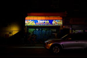 TAPIA GROCERY at 9:06pm
