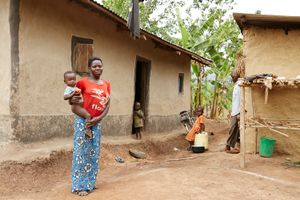 Natsisape Village, Uganda #73