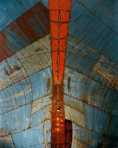 Shipyard #15, Qili Port, Zhejiang Province, 2005 © Edward Burtynsky