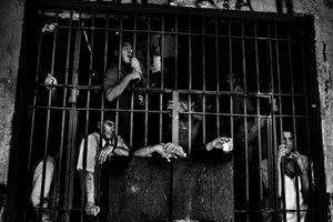 Penitenciaria de Santiago, Chile, 2008