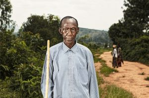 """""""Evidence of Resilience"""" #14 Kabanga Village, Burundi"""