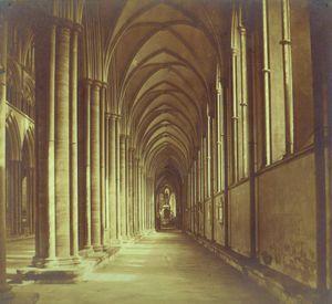 Salisbury Cathedral, c1857 © Roger Fenton, Robert Hershkowitz